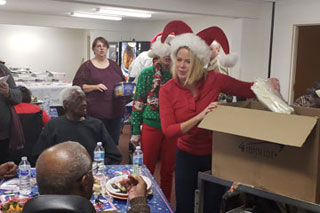 st. andrew's charitable foundation holiday hugs 2018